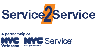 Service2Service A partnership of NYC Veterans and NYC Service.