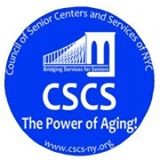 Council of Senior Centers and Services of New York city logo