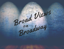 Broad Views on Broadway logo