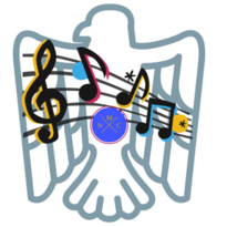 The Nest Music Conservatory logo