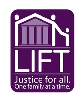 LIFT - Legal Information For Families Today logo