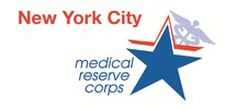 NYC Medical Reserve Corps logo