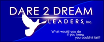Dare 2 Dream Leaders Inc. logo