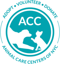 Animal Care Centers of NYC (ACC) logo