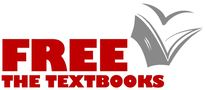 Free the Textbooks logo