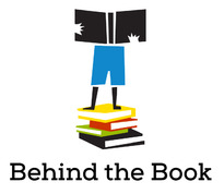 Behind the Book logo